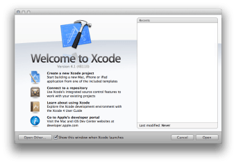 XCode Wired Image