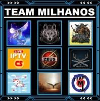 Team Milhanos Logo