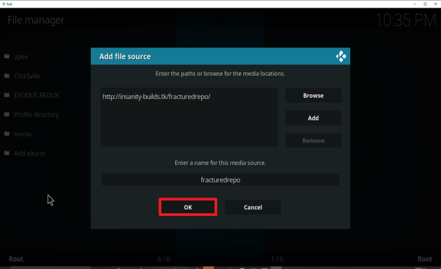 Step 13 Install Real Debrid Exclusively Movies on kodi
