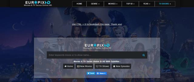 EuroPix HD Screenshot