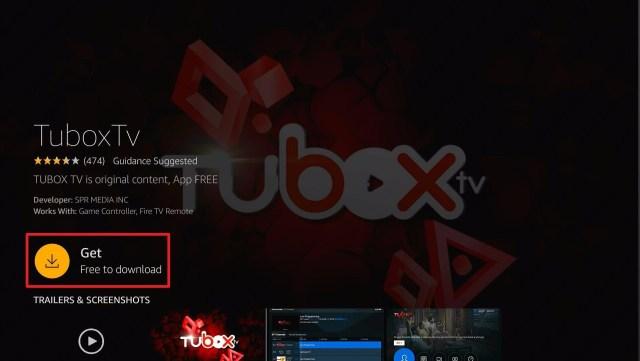 Tubox TV 5