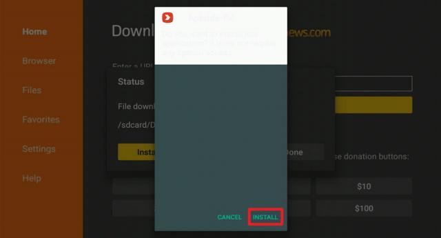 Install the FuboTV App on Firestick 15