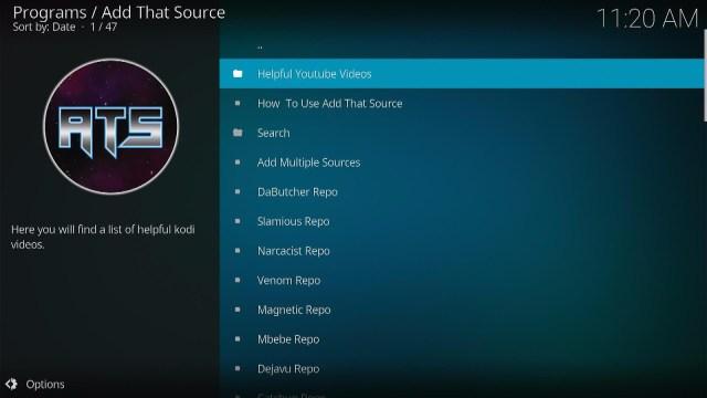 Install Add That Source Kodi Addon Step 23