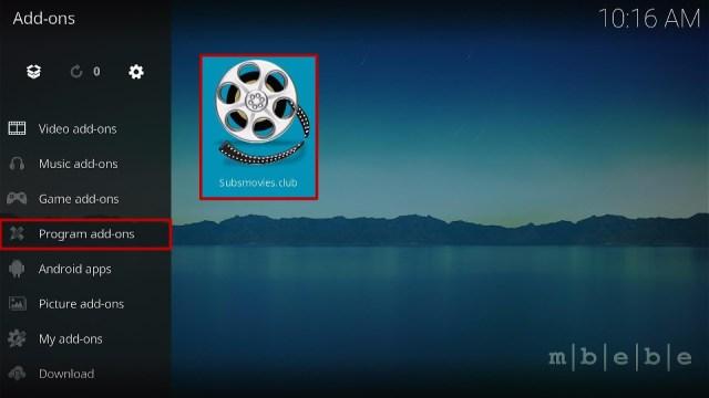 Install Subs Movies.club Kodi Addon 23