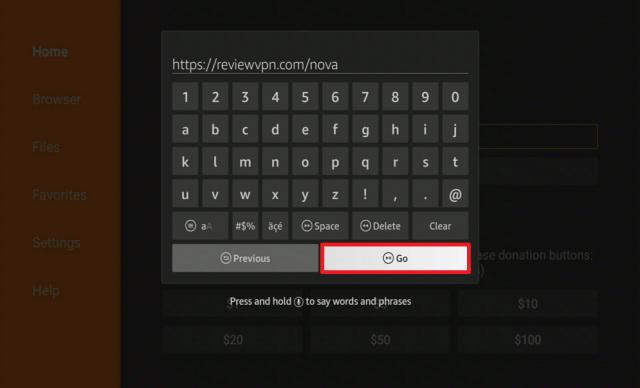 Install Nova TV