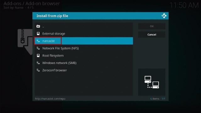 Install Topix Kodi Build 12