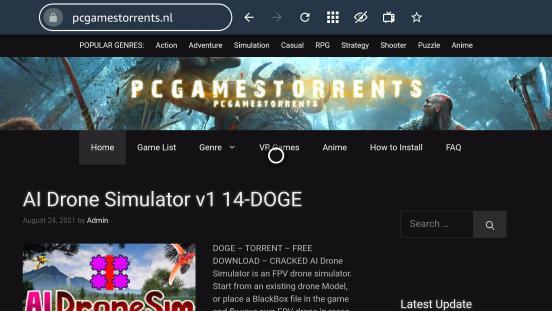 PCgamesTorrents Firestick 4