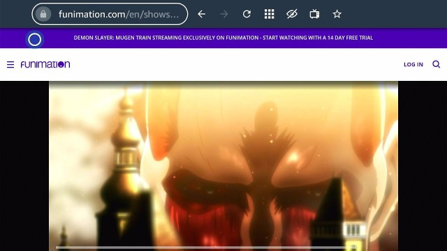 Stream the Funimation Website on your Fire TV Stick 15