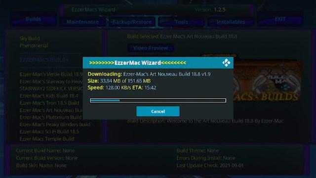 Install EzzerMacs Build on Kodi 30