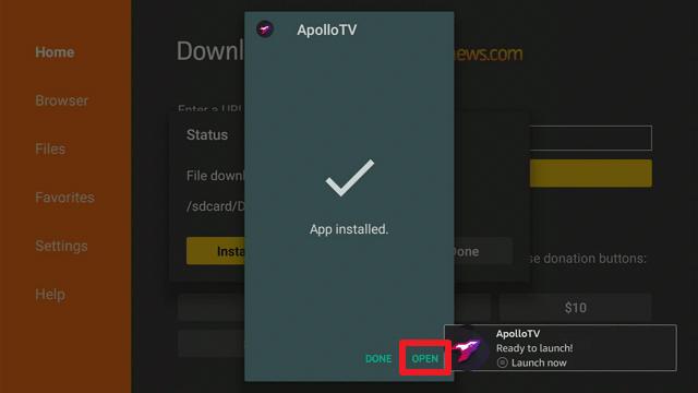 Apollo Group TV 2