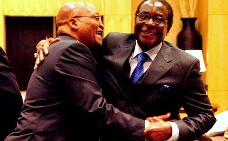 Zuma Ignores Calls To Step Down