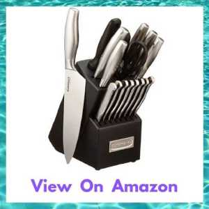 Cuisinart 17-Piece Artiste Collection Knife Set