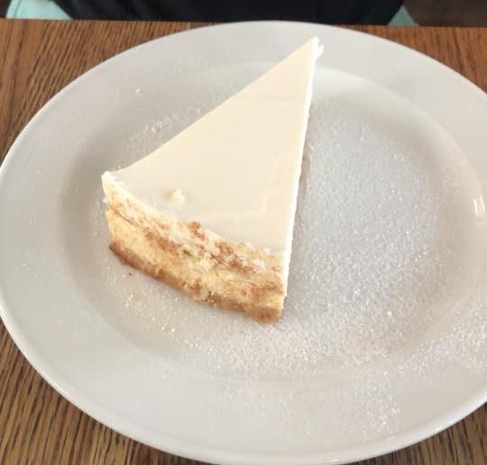 לה רפובליקה עוגת גבינה