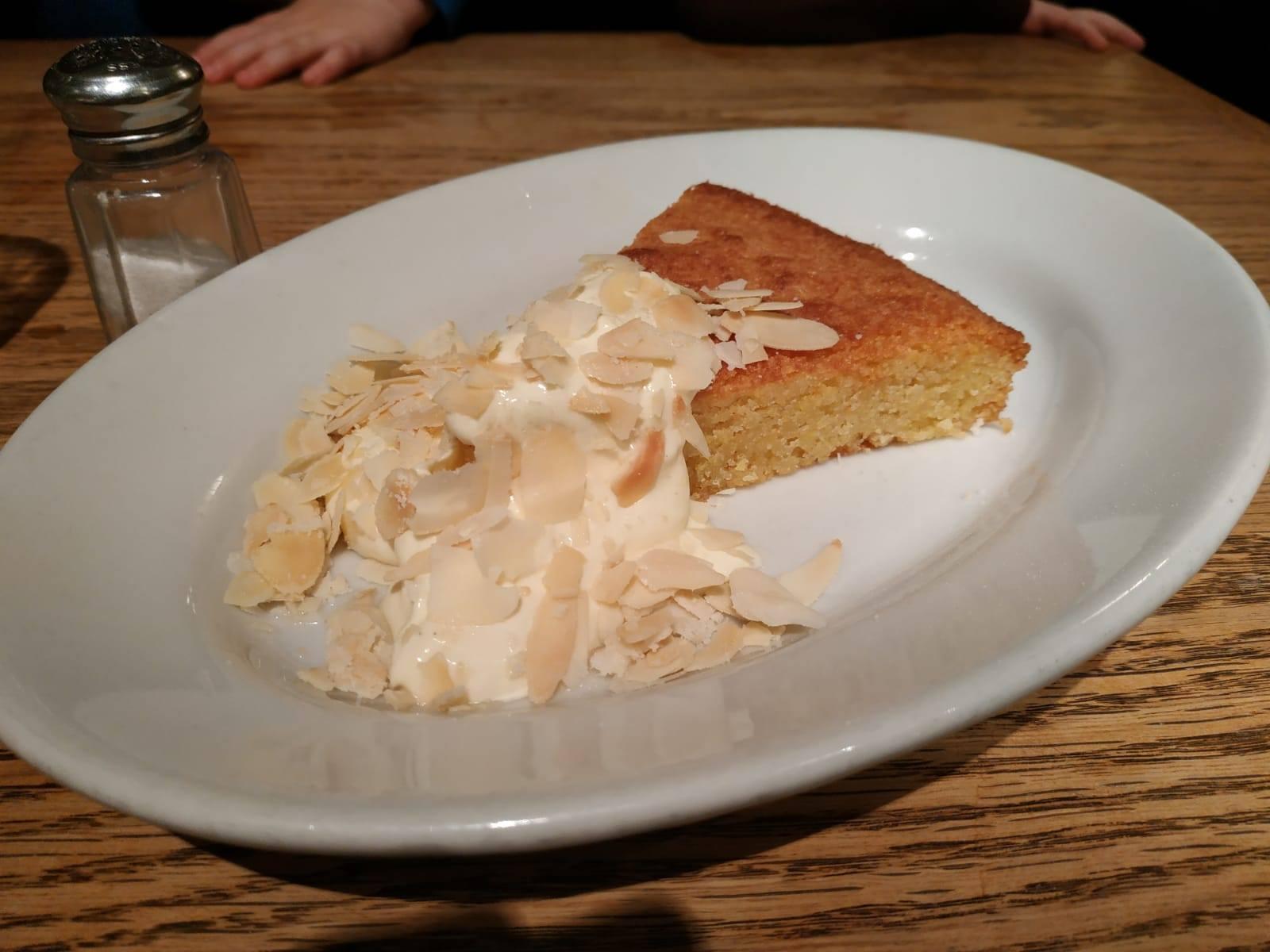 קפה איטליה עוגה