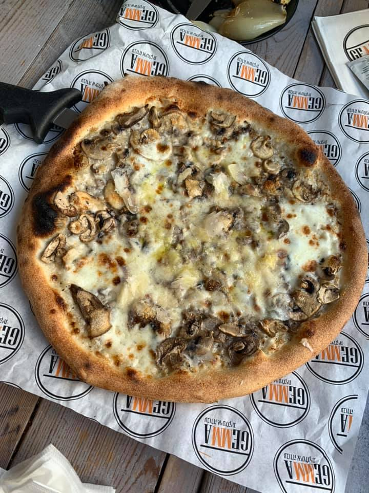 מסעדת ג׳מה פיצה