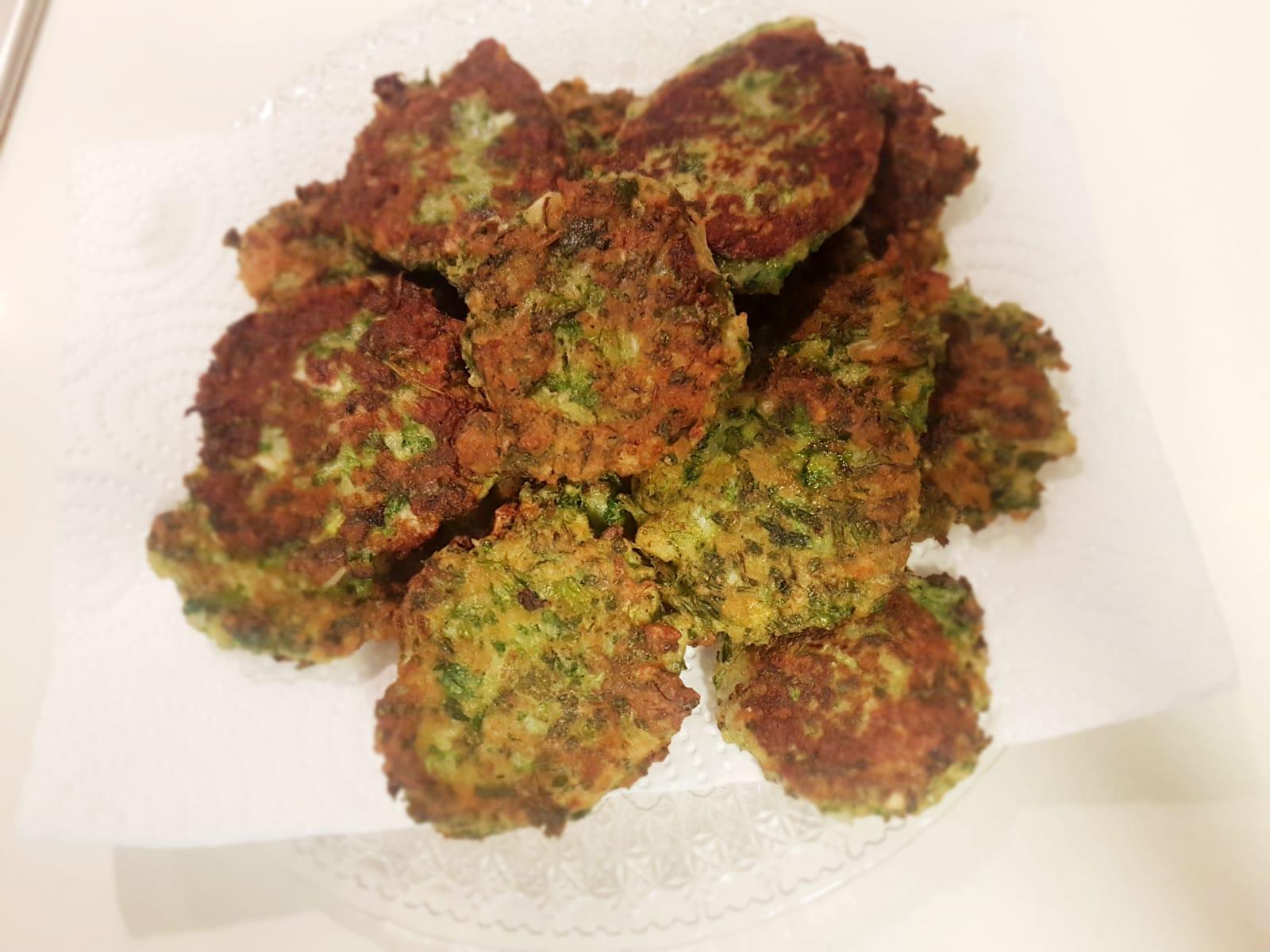 חביתות ירק מתכון