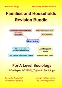 Families Revision Bundle Cover