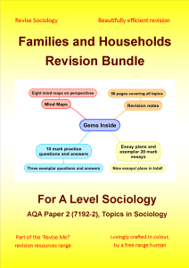 The Functionalist Perspective On The Family Revisesociology