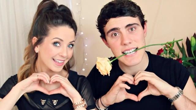 Vanilla Vloggers Zoella and Alfie