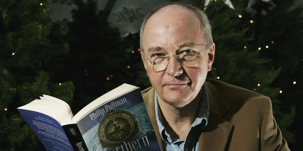 Philip Pullman At London Zoo
