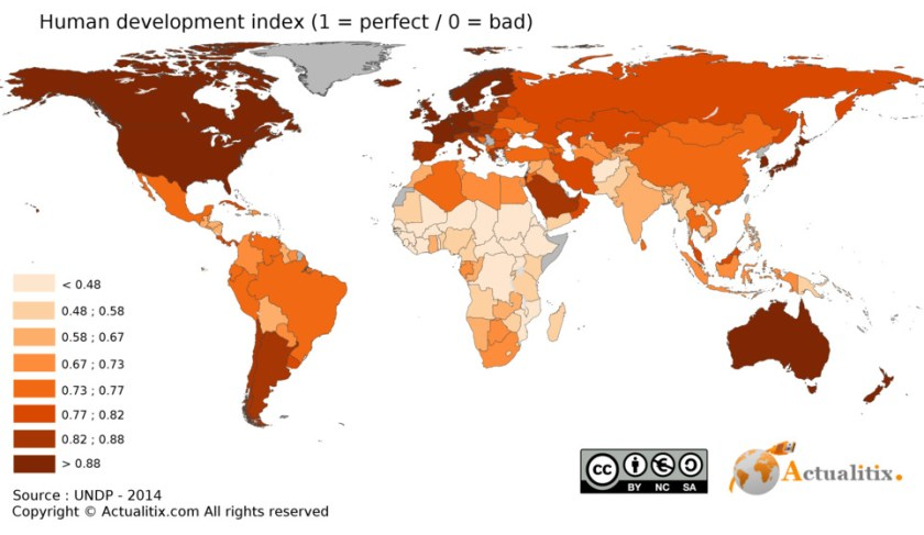 Human Development Index Map 2014.jpg