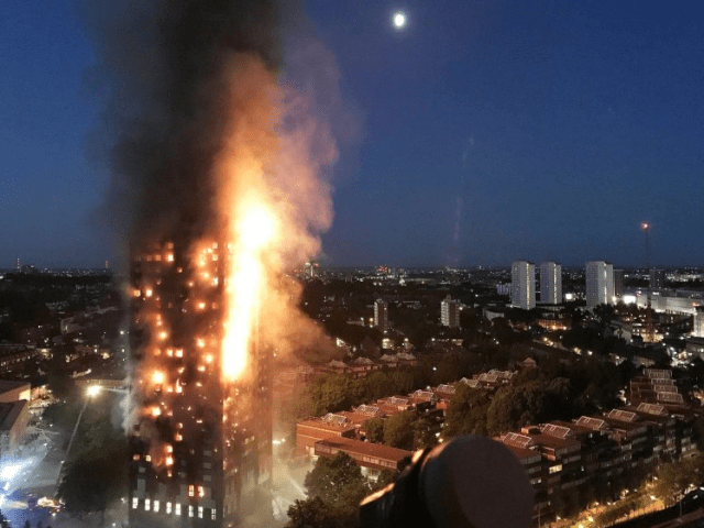 grenfell tower fire news values