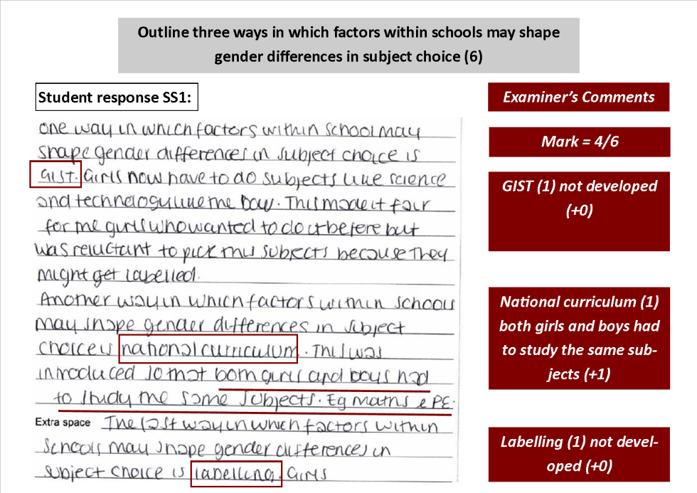 AQA sociology marked example outline question.png