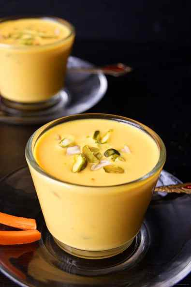 Carrot Kheer | Easy Indian Sweet Recipe | Indian Kheer Recipe