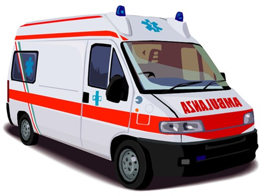 Почему Ambulance пишется наоборот?
