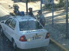 Куба. Варадеро. Полиция.
