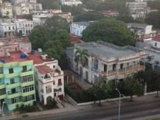 Куба. Гавана. Вид из высотки.