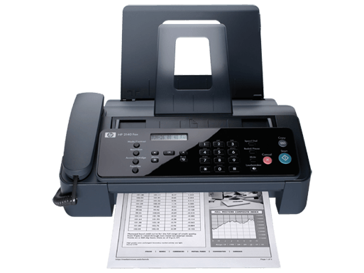 Fax Machine. Image credit cultarmix.com