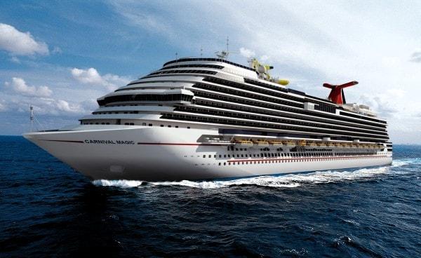 The Carnival Magic, an ocean liner for people. Image credit wordpress.com