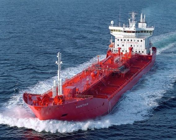 An oil tanker. Image credit arabiangazette.com