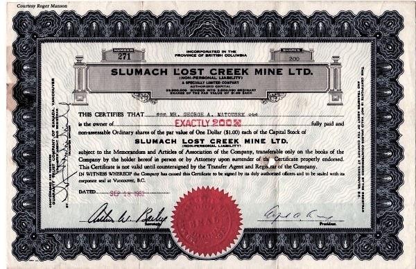 Share certificate. Image credit blogspot.com