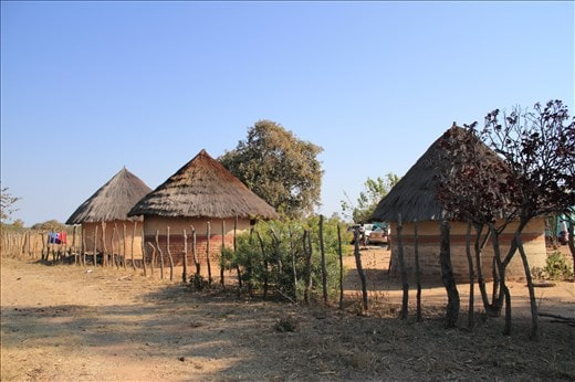 Rural Homestead. Image credit thezimbabwemail.com