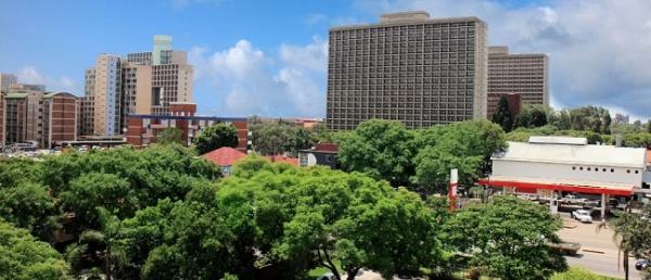Harare has a sphere of influence that covers the whole country. Image credit harare-info.com