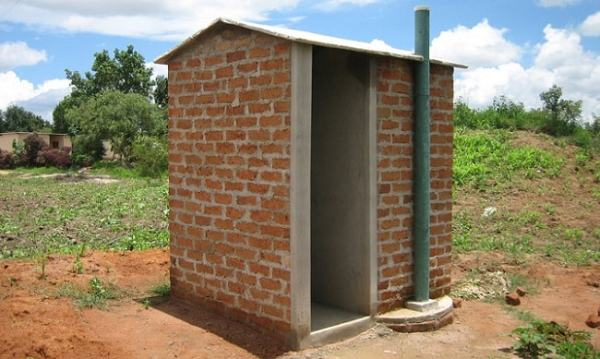 Blair Toilet. Image credit thestandard.co.zw