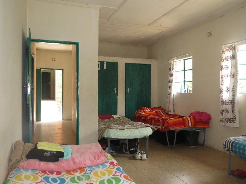 Riverton Academy Dorm Room