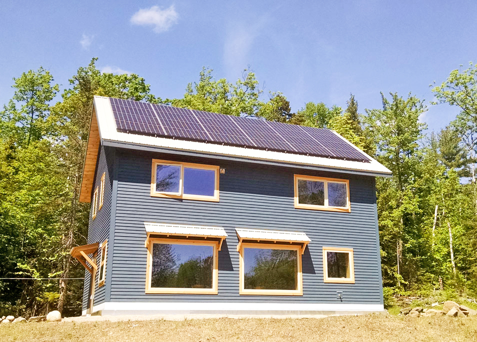 Solar-Ready New Home Construction In ME, NH, MA