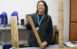 Investigadora y docente Caori Patricia Takeuchi Tam