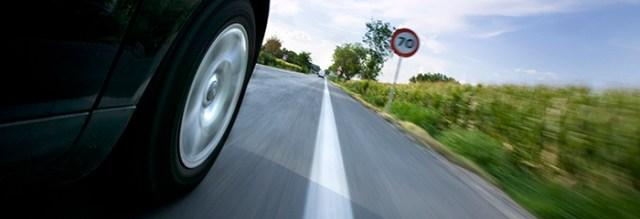 Campaña de vigilancia de la velocidad