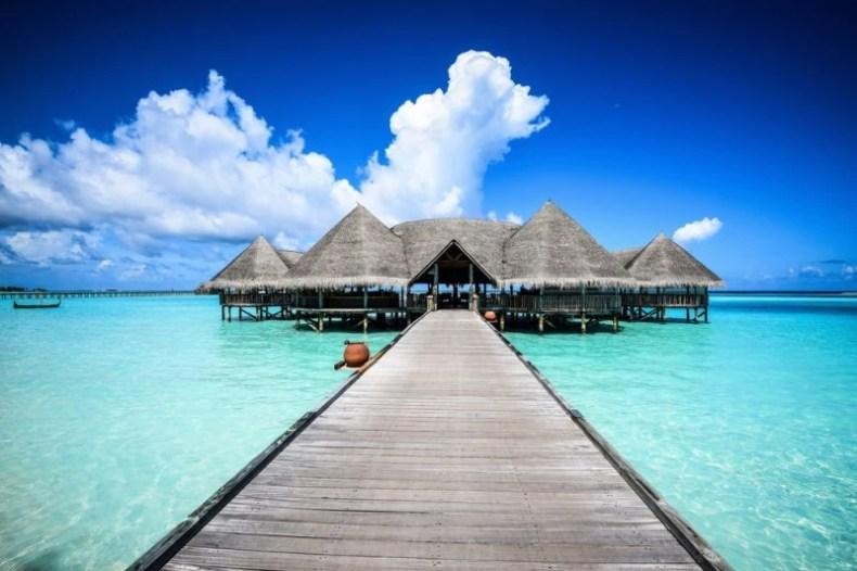 Maldivas - destino mais luxuoso para lua de mel