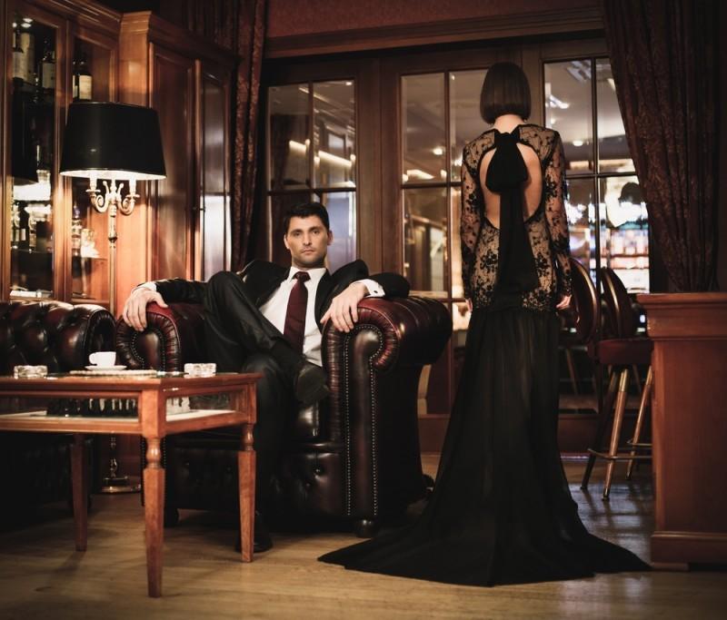 casal em black tie - revista icasei