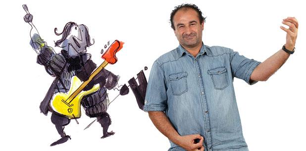 José Antonio Nieto: TintoRock en La Mar