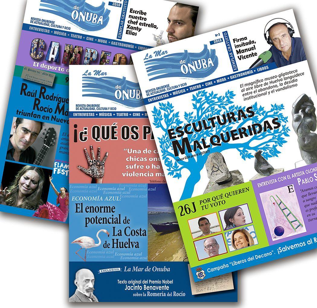 La Mar de Onuba, Revista Onubense de Actualidad, Cultura y Ocio
