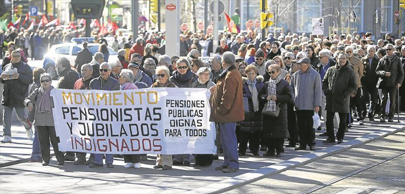 Financiar pensiones decentes, un reto para los Estados europeos