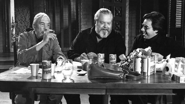 """The Other Side of the Wind"": Netflix estrena el 2 de noviembre la película inacabada de Orson Welles"