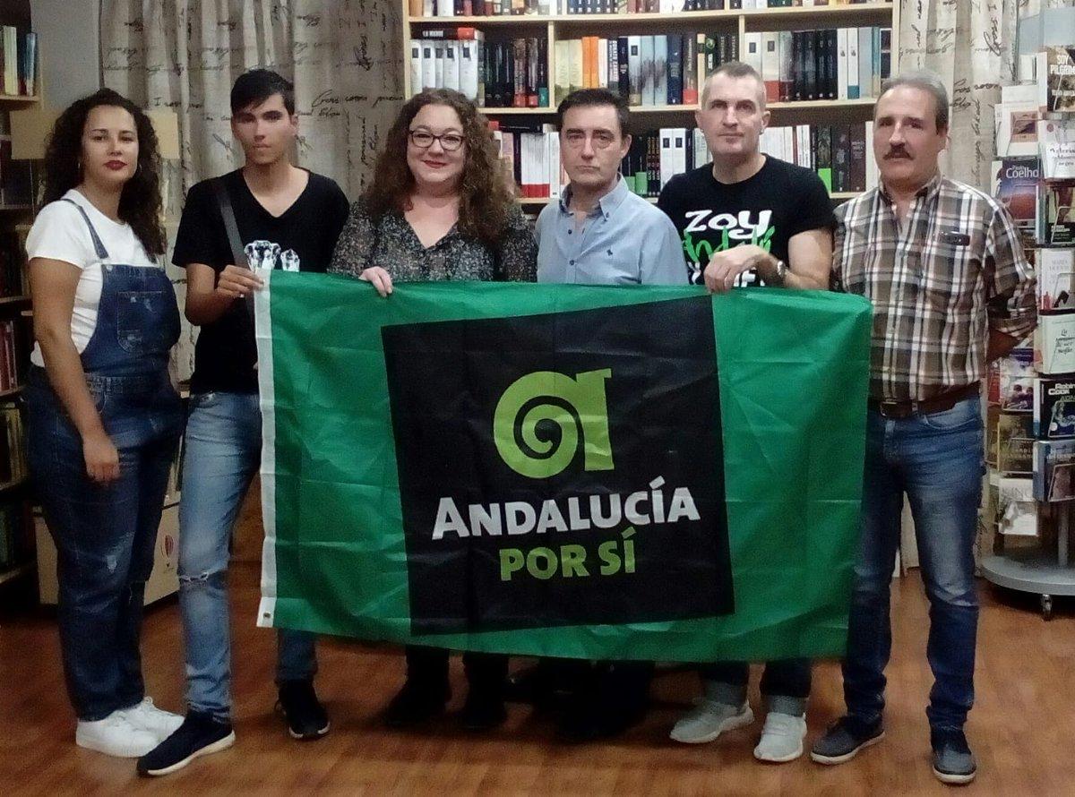 Andalucía Por Sí conforma su gestora municipal en Huelva