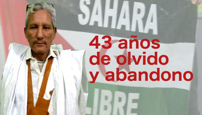 Mohamed Ahamed Malainin (Frente Polisario): 'El Rey Juan Carlos fue quien nos dejó en manos de Marruecos'